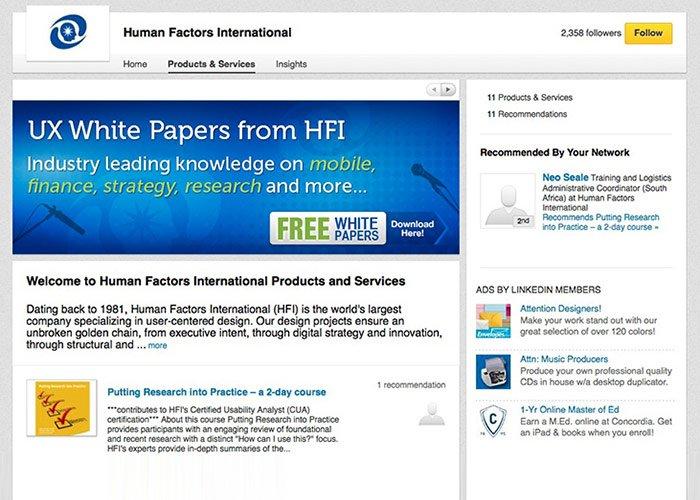 Human Factors International