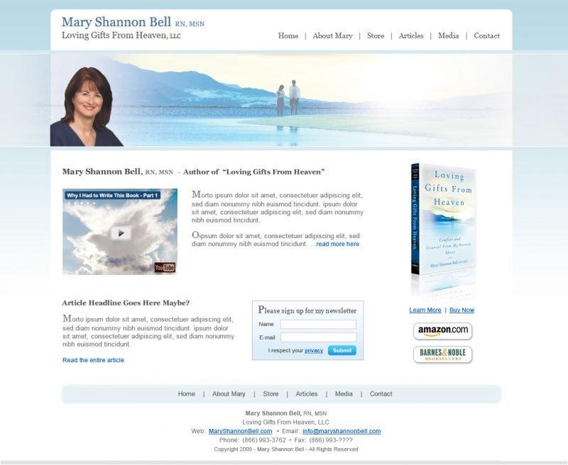 MaryBell_SiteLaunch