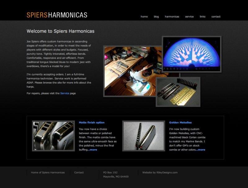 SpiersHarmonicas_2012_rileydesigns