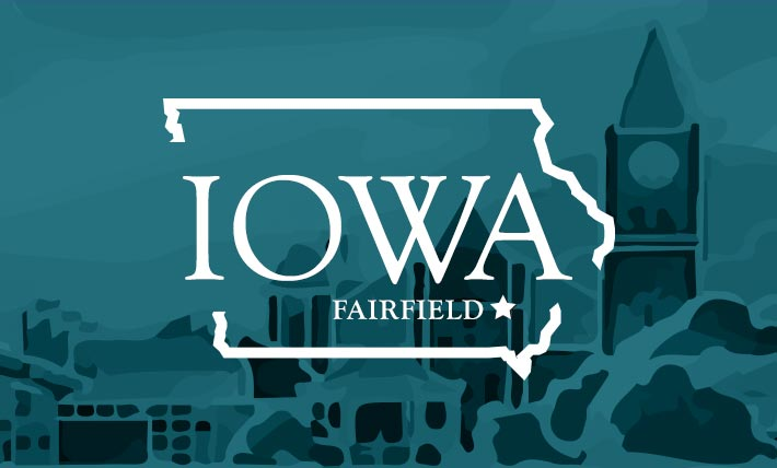 Fairfield Iowa Based Web Design Logo & Branding Image