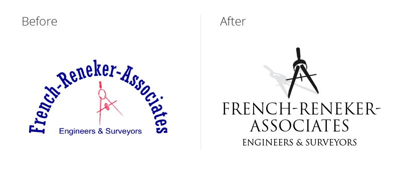 French-Reneker_Before-After-Logo