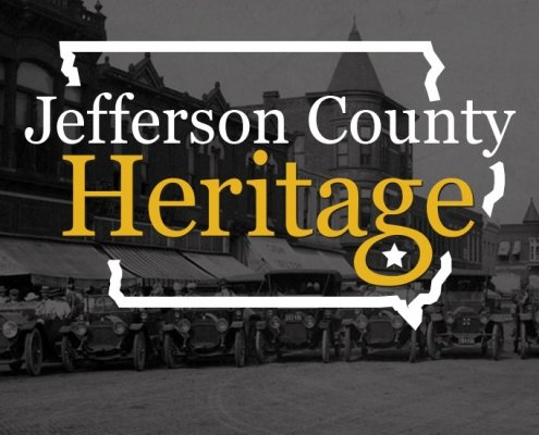 jefferson county iowa heritage logo feature