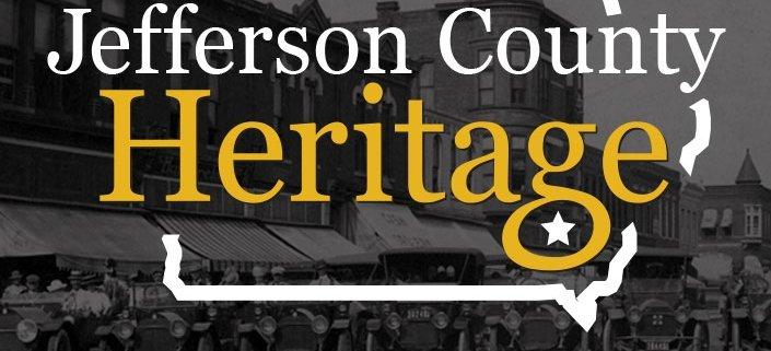 jefferson county iowa heritage logo feature